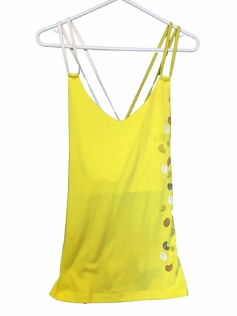Millet Womens Jacks Tank Yellow