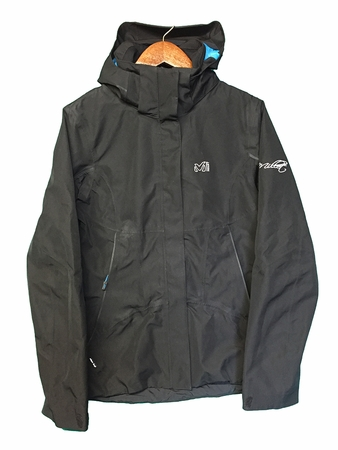 Millet Womens Jackson Peak Jacket Black/ Noir