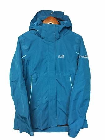 Millet Womens Jackson Peak Jacket Deep Horizon