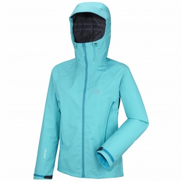 Millet Womens Kamet GTX Jacket Blue Bird