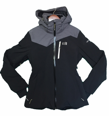 Millet Womens Katmai Stretch Jacket Black/ Castelrock