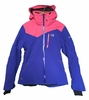 Millet Womens Katmai Stretch Jacket Purple Blue/ Azalea