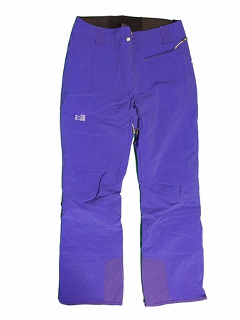Millet Womens Katmai Stretch Pant Purple Blue