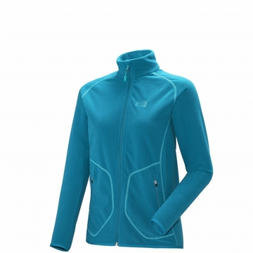 Millet Womens Koda Grid Jacket Maui Blue