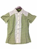 Millet Womens Ladakh Short Sleeve Shirt Linden Green (Close Out)
