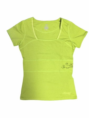 Millet Womens Lhassa T Shirt Short Sleeve Linden Green