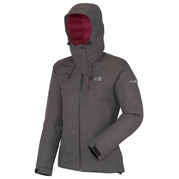 Millet Womens Lofoten Down Blend Jacket Heather Grey