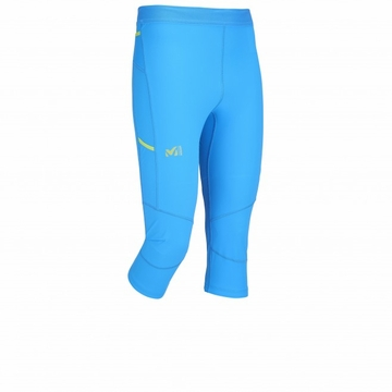 Millet Womens LTK Intense 3/4 Pant Electric Blue