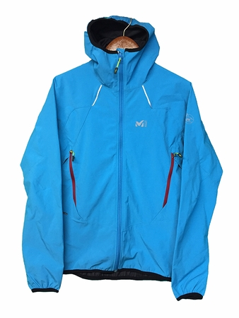 Millet Womens LTK Shield Jacket Horizon Blue