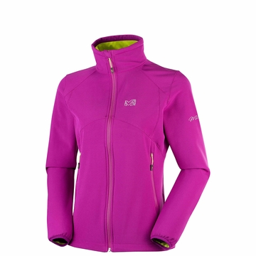 Millet Womens Mont Rose Jacket Amethyst