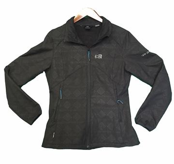 Millet Womens Mont Rose Jacket Black/ Black