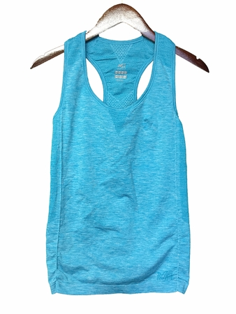 Millet Womens Moon Hill Seamless Tank H Blue Bird