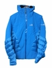 Millet Womens Opposite Side Stretch Jacket Flashy Blue