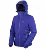 Millet Womens Opposite Side Stretch Jacket Purple Blue