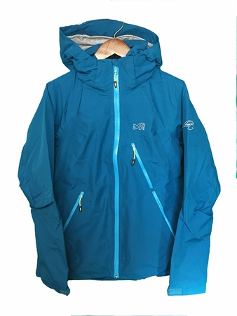 Millet Womens Peak GTX Jacket Deep Horizon