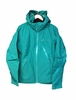 Millet Womens Peak GTX Jacket Dynasty Green/ Aqua Green