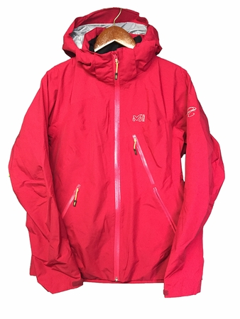 Millet Womens Peak GTX Jacket Rouge Carmin