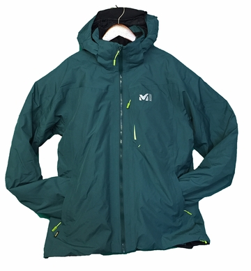 Millet Mens Pilatus 3 in 1 GTX Jacket Jasper Green