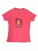 Millet Womens Queen of Rocks T Shirt Short Sleeve Azalea