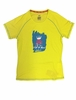 Millet Womens Queen of Rocks T Shirt Short Sleeve Sulphur