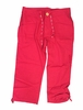 Millet Womens Rock Hemp Pant 3/4 Pant Rouge Carmin