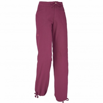 Millet Womens Rock Hemp Pant Velvet Red (Close Out)