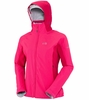 Millet Womens Sirdar 3 in 1 Jacket Azalea/ Carmin (Close Out)
