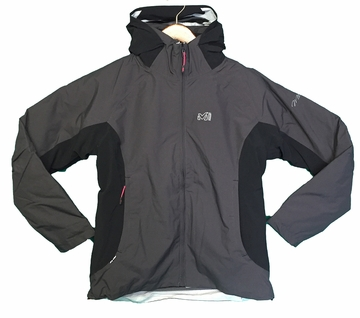 Millet Womens Sirdar 3 in 1 Jacket Castelrock/ Black