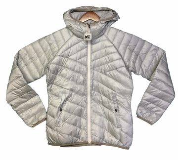 Millet Womens Solo Climb Jacket Silver