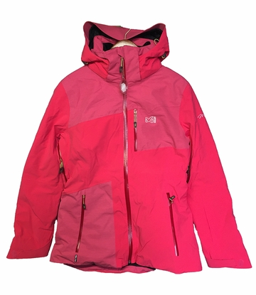 Millet Womens Stevens Pass LG Stretch Jacket Azalea