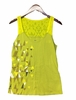 Millet Womens Stone Tank Warm/ Yellow