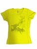 Millet Womens Storm T Shirt Short Sleeve Sulphur (Close Out)
