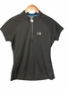 Millet Womens Sunny Alpi Zip Shirt Black/ Noir (Close Out)
