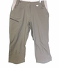Millet Womens Trekker Stretch 3/4 Pant Earth