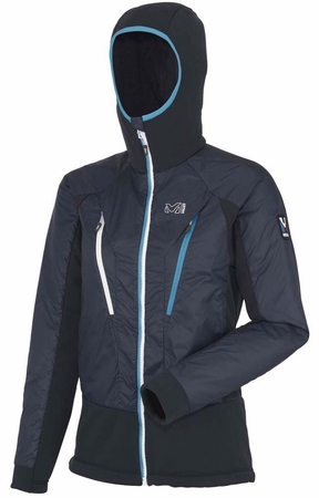 Millet Womens Trilogy Dual Advanced Jacket Saphir