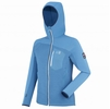 Millet Womens Trilogy Fleece Wool Hoodie Light Sky