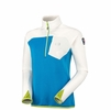 Millet Womens Trilogy Power Zip Frost