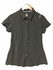 Millet Womens Trilogy Short Sleeve Shirt Saphir
