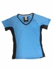 Millet Womens Trilogy Wool T Shirt Light Sky/ Saphir