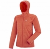 Millet Womens Tweedy Mountain Hoodie Hot Coral