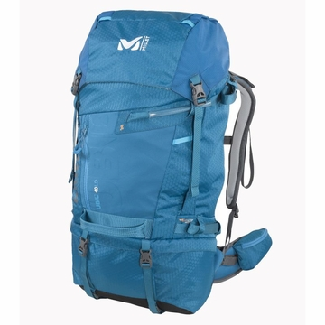 Millet Womens Ubic 40 Hiking Pack Deep Horizon