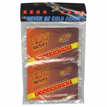 Heat Factory Mini Hand Warmer Box (40 Pairs)
