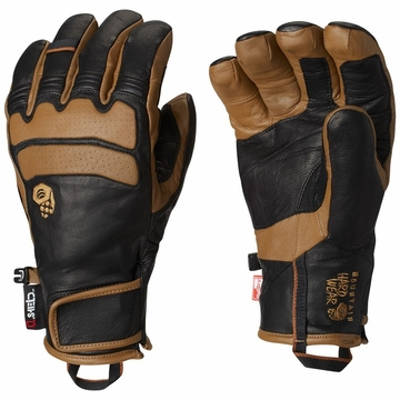 Mountain Hardwear Compulsion OutDry Glove Golden Brown XS (Close Out)