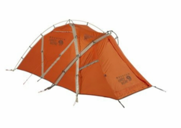 Mountain Hardwear EV 2 State Orange Tent
