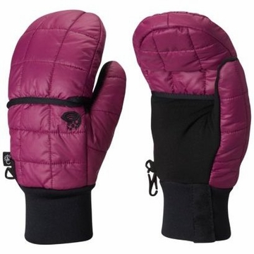 Mountain Hardwear Grub U Glove Dark Raspberry (Close Out)