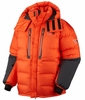Mountain Hardwear Mens Absolute Zero Parka Orange