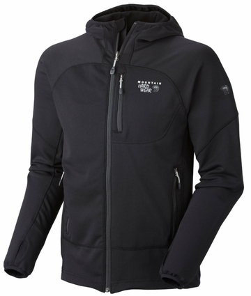 Mountain Hardwear Mens Desna Jacket Black