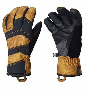 Mountain Hardwear Mens Dragons Back Glove Underbrush