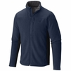 Mountain Hardwear Mens Dual Fleece Jacket Hardwear Navy XXL