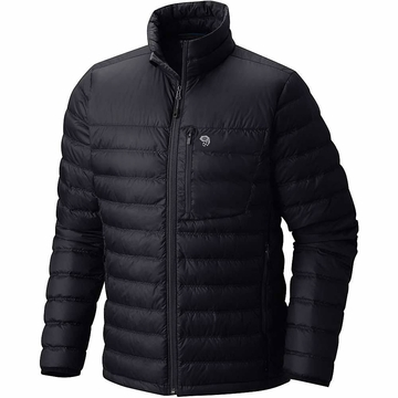 Mountain Hardwear Mens Dynotherm Down Jacket Black